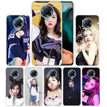 Tweemaal Kpop Mina Case Voor Xiaomi Redmi Note 8T 10X 5G 8 7 9 9S K20 K30 pro Zoom 8A 7A 6 Hard Telefoon Coque Fall(China)