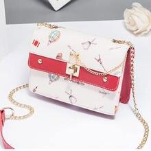 Маленькая сумка для девочек новая Корейская версия универсальная