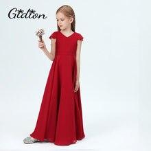 Детский костюм; Детское платье для девочек с v образным вырезом