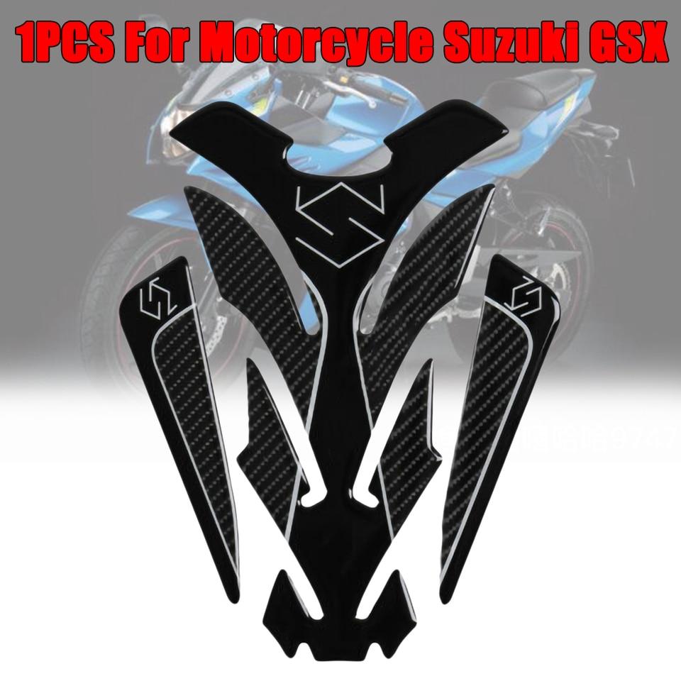 5D Fibra de Carbono de Combustible de la Motocicleta Pegatinas Tapa del dep/ósito Honda Monkey MSX125 MSX 125 MSX125 coj/ín del Tanque de Adhesivos