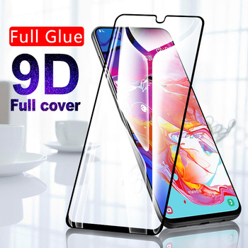 Tempered Glass for samsung galaxy a10 a20 e a20e a30 a40 s a40s a50 a60 a70 a80 a90 Hard 9H image