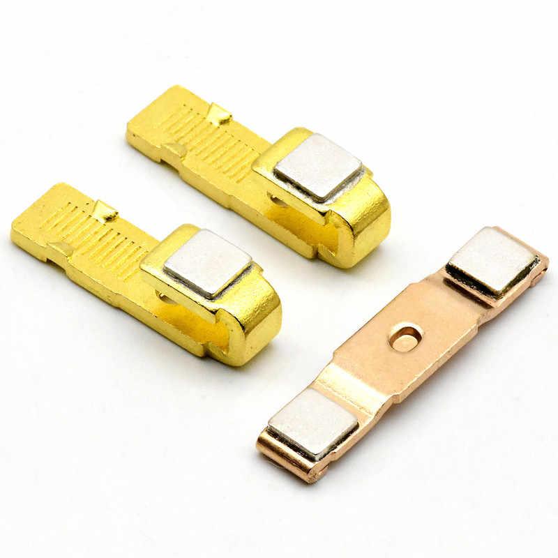 Основная деталь для Φ контактные контакты фиксированные и движущиеся контакты контактор комплект аксессуаров для замены