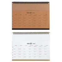 2020 Настольный календарь двухсторонний ежемесячный треугольный складной календарь столешницы для семейного офиса, планирования и организа...