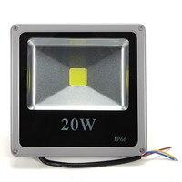 20W Projector Flood Spot Light Lamp Straat Wandlamp Warm Wit 85-265V Outdoor Flood Verlichting AC85-265V