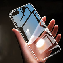 Ultra Slim Soft Silicone TPU Transparent Clear Phone Case For Redmi Note 2 3 4 4A 4X 5 5A 6 6A 7 7A 8 8A 8T Plus Prime Pro Cover(China)