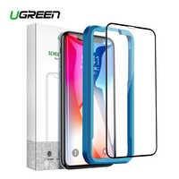 Ugreen Vetro di Protezione Su iPhone 7 6 8 più di 11 Pro Max X 10 XS Max XR 3D Idrogel pieno Schermo di Protezione In Vetro