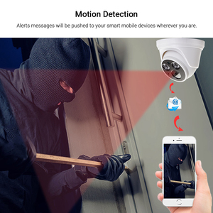 Image 5 - Hamrolte Wifi Camera HD1080P Yoosee Wireless Indoor Onvif Camera Nightvision Motion Detection RSTP Internal Microphone TF Slot