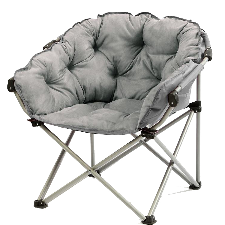 Simple modern folding lazy sofa chair dormitory balcony bedroom bedroom single leisure computer chair back recliner