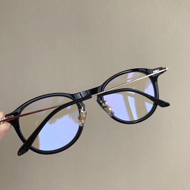 Женские и мужские очки Cozmo, круглые очки для чтения, очки для близорукости по рецепту, 2019