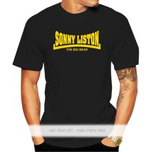 Sonny Liston The Big Bear - T-Shirt Boxing Icon Champ - All Sizes Colours