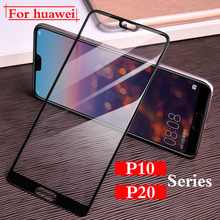 Protective Glass For Huawei P10 P20 Lite Pro P 10 20 Tempered Glas Case On Honor P10lite P20pro Huaweip1020 Screen Cover Film(China)