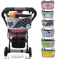 Carrinho de bebê organizador saco para carrinho de bebê carrinho de bebê saco para carrinho de bebê organizador sacos de viagem crianças carrinho de criança saco