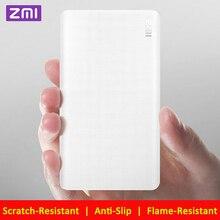 ZMI 5000 mAh כוח בנק 5000 mAh Powerbank חיצוני סוללה נייד טעינה דו כיוונית מהיר תשלום 2.0 עבור iPhone
