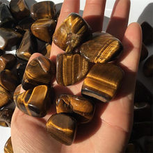 100g natural olho de tigre pedra cristal cascalho amarelo tigre olho pedra grande grânulo