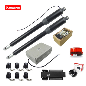 High-quality automatic door opener motor linear actuator with remote control and electric lock double door opener optional high quality faa24350bl1 bl2 elevator door motor