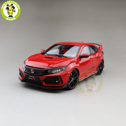 1/18 CIV IC Type-R LCD MODELS Type R Diecast Model Car Toys Boy Girl Gifts