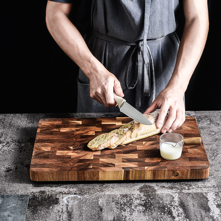 2020 новая разделочная доска цельная деревянная разделочная доска для хлеба тарелка для суши настоящий деревянный поднос доска для пиццы Разделочные Блоки|Измельчающие блоки|   | АлиЭкспресс - Предметы для кухни