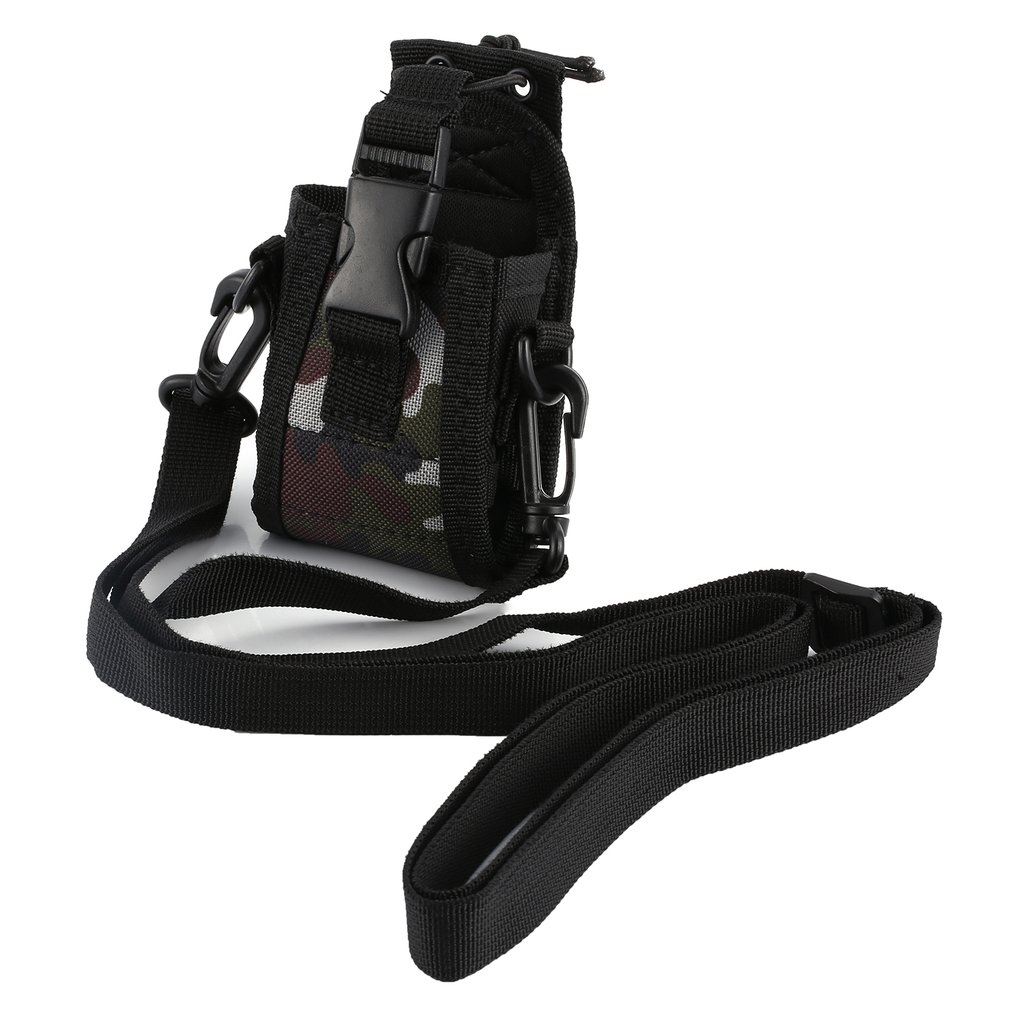 Multi-Functional Portable Radio Case Holder Holster MSC-20A For Kenwood For Baofeng Ham Radio Walkie Talkie