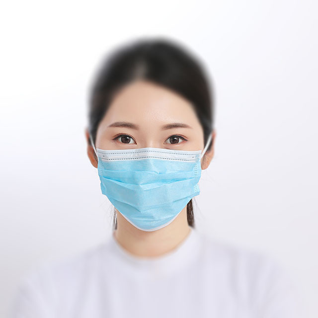 5-50 Pcs/Bag 3 Layer Non-woven Dust Mask Thickened Disposable Mouth Mask  Bacteria Proof Flu Face Masks 4