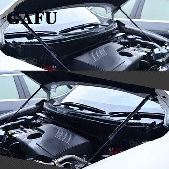 Car Styling For Toyota RAV4 2019 2020 Front Bonnet Hood Support Gas Strut Accessories 2pcs