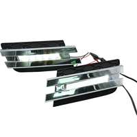 Daytime Running Light for BENZ GL450 X164 LED DRL GL350 GL450 GL400 LED Fog Light Front Lamp Automobile Accessories
