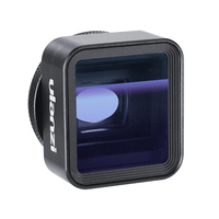 Ulanzi 17mm 1.33X Movie Shooting Film Making Anamorphic Lens for iphone Smartphone Mobile Phone Photography Camera Lens