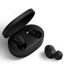 A6s pro tws fone de ouvido bluetooth sem fio fones estéreo esporte fones com microfone e caixa carregamento para smartphone