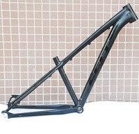 Last Bicycle Frame 26*14 Aluminum MTB Mountain Bike Frame Ultralight 26er Frameset Small Frame Women's Frame bicycle parts