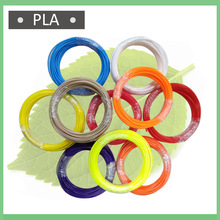 filament 3d pen printing material 1.75mm PLA perfect Scented Environmental safe 3D handle plastic