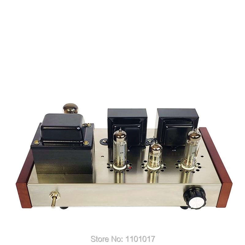 JBH 6N1 EL84 Tube Amp HIFI EXQUIS Single-Ended DIY SET Or Finished 6p14 Lamp Amplier JBH6N1EL84
