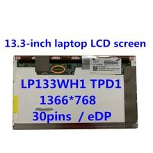133 дюймовый lp133wh1 tpd1 подходит ltn133at17 104 ноутбук ЖК