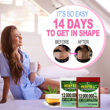 Fat-Burner Detox Slimming-Product Weight-Loss Skinny Evening-Drink Herbal Greenpeople