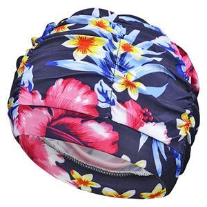 Горячая Распродажа, шляпа для плавания, Классическая тонкая текстура, женская шапочка для плавания, длинная шапочка для купания, эластичная...