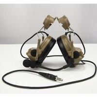 Venta https://ae01.alicdn.com/kf/H71ad08278b4b4b6eaa4439e0fd7a3fd9K/Auriculares tácticos comtac ii soporte DE casco versión auriculares DE reducción DE ruido.jpg