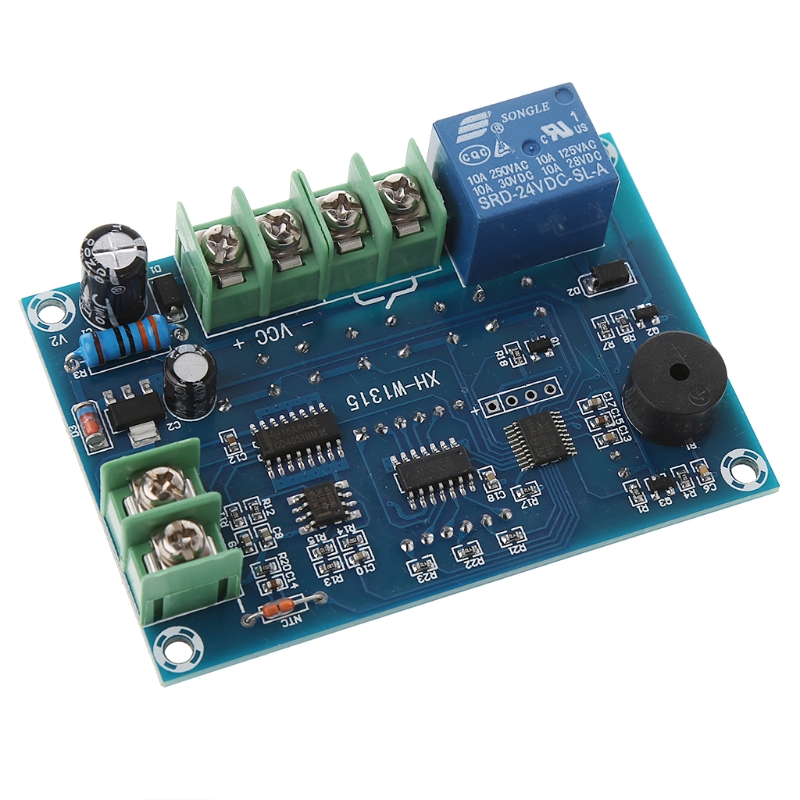 Digital Thermostat K-type Module AC 220V/DC 12/24V 30 To +999 Controller Board