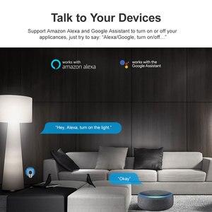 Image 3 - Itead Sonoff S26 Smart Wifi Socket Cn Au Uk Us Eu Br Het Draadloze Afstandsbediening Schakelaar Via Ewelink Werkt met Alexa Google Thuis