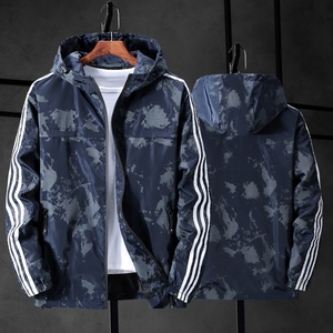 Image 1 - Chaqueta de camuflaje con capucha para hombre, chaqueta de lona militar, Parka, talla grande, 10XL, 9XL, 8XL, 7XL