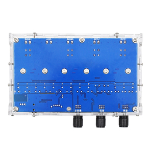 Image 4 - TDA3116D2 Bluetooth 5.0 Digital Amplifier Board Four Channel 2*100W Dual Bass 2*50W Dual Stereo Audio Amplifiers with Tone Sound