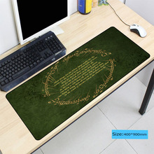 Lord of the Rings Movie Mouse Pad Large Laptop Mouse Notbook