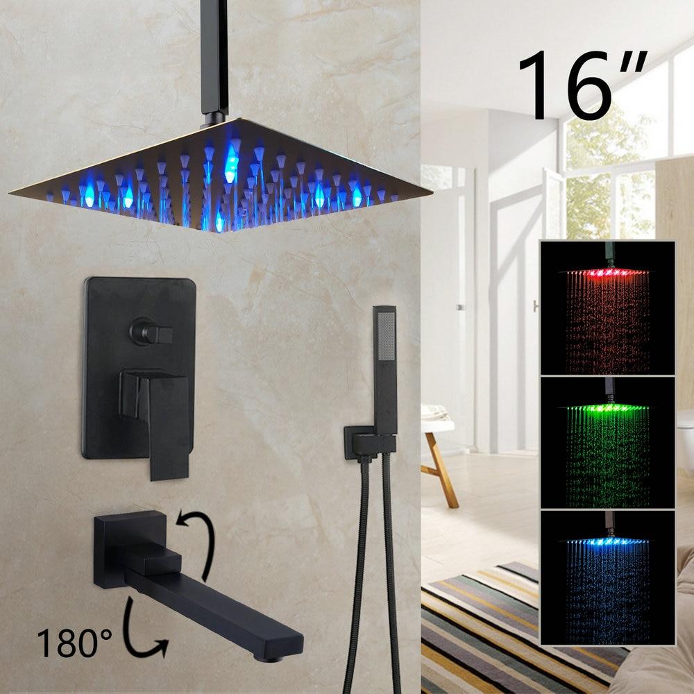 LED16 Inch Shower C2