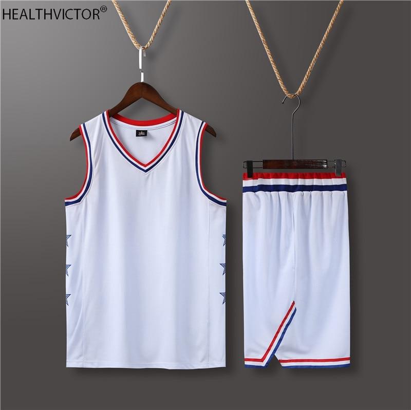 Breathable Quick Dry Sleeveless Sports Vest Shorts Summer All Stars Kids Boy Girl Adult Unisex Men Women Basketball Set Uniform