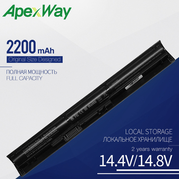 14.8V Laptop Battery for HP Probook 450 450 50 G3 455 455 G3 470 470 G3 Series RI04 RI06XL HSTNN- DB7B HSTNN- PB6Q HSTNN- Q94C image