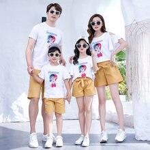 Новые летние костюмы brother sister модная одежда для пары семейные