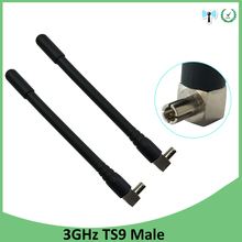 20pcs 3G 4G lte antenna 3dbi with TS9 connector antena 1920-2670 Mhz antenne FOR Huawei modem wireless lte repeater antennas huawei e8372 e8372h 608 4g lte wifi modem dongle with ts9 white 4g antennas