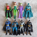 15 cm unverpackten groß DC bat Superhero Robin clown Grün Laterne puppe ornamente spielzeug