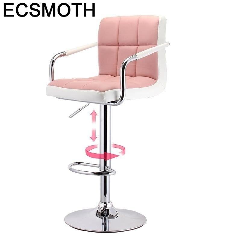Sedia Barstool Taburete La Para Barra Todos Tipos Banqueta Tabouret De Comptoir Stoelen Cadeira Silla Stool Modern Bar Chair