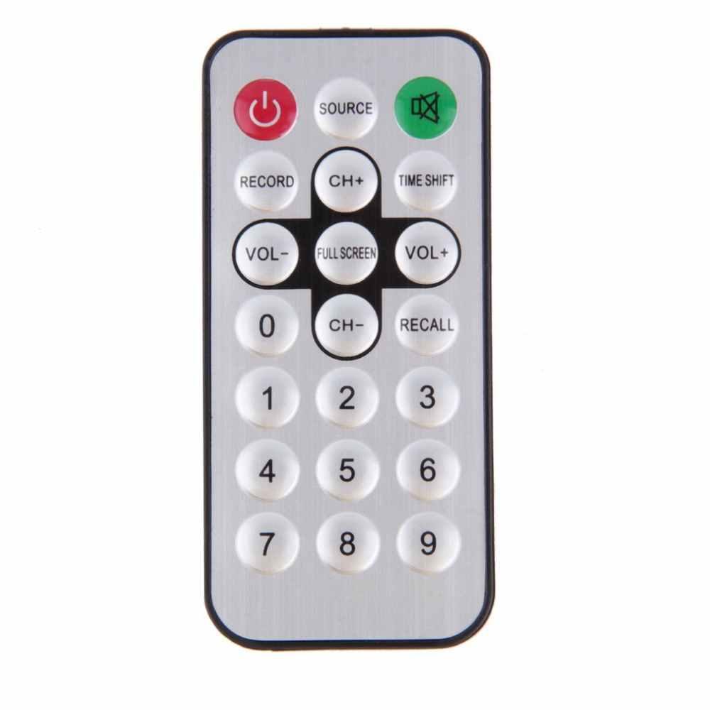 Dijital DVB-T2/T DVB-C USB 2.0 TV Tuner Sopa HDTV Alıcısı Anten Uzaktan Kumanda HD USB Dongle PC /dizüstü Windows