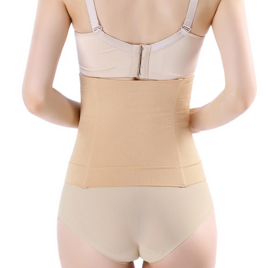 CXZD Body Shaper Waist Trainer Corset Waist Belt slimming modeling strap Belt Shapewear Slimming Corset (5)
