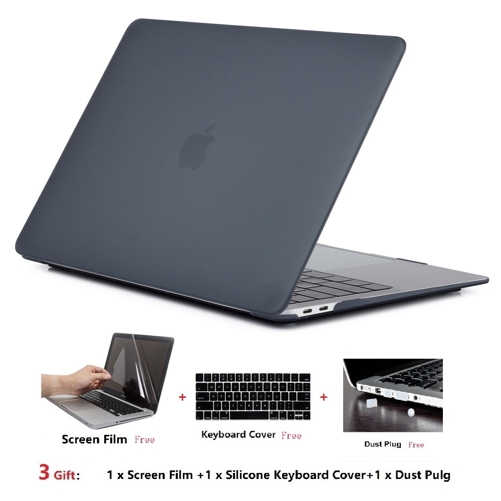 "Frosted Rubber soft color case MacBook Air 11/"" A1370 A1465 Full Body Skin Cover"