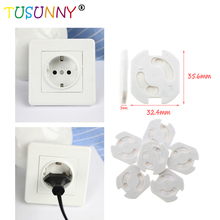 European Standard Baby Secure Product 12 pcs/pack Safety Plug Socket Cover,Free Shipping 32.4*35.6mm
